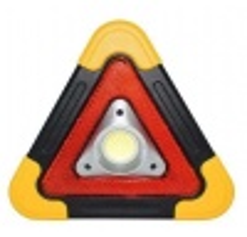 Reflektör Güneş Enerjili - Kamp Feneri - Işıldak - Powerbank