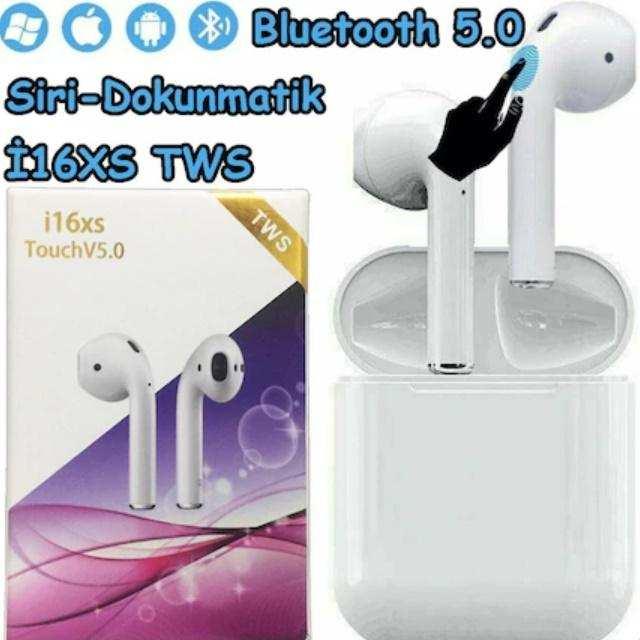i16Xs TWS Bluetooth Kablosuz Kulaklık