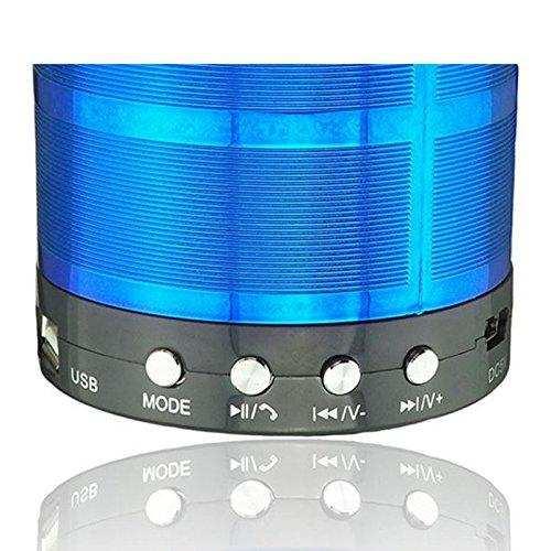 Mini Metal Bluetooth Wireless Hoparlör WS-887
