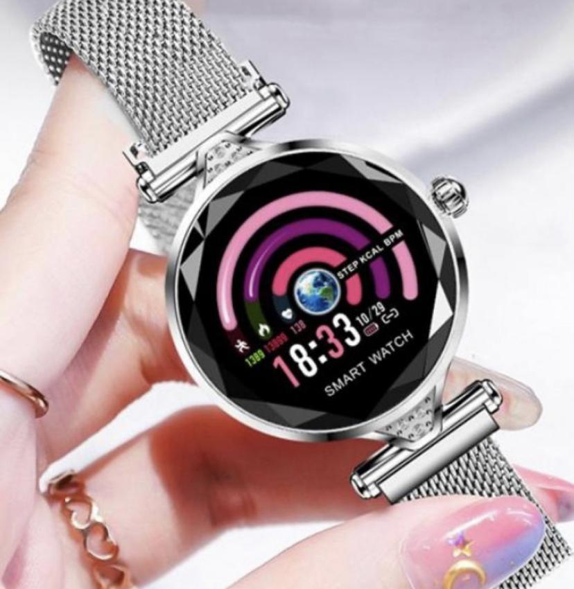 H1 Smart Watch H1 Bayan Akıllı Saat Nabız Ölçer