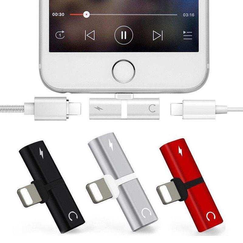 ACL- İphone kulaklık Şarj Giriş Adaptör Çoklayıcı