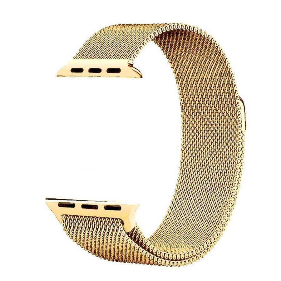 Apple Watch 42-44 mm Metal Kordon Gold