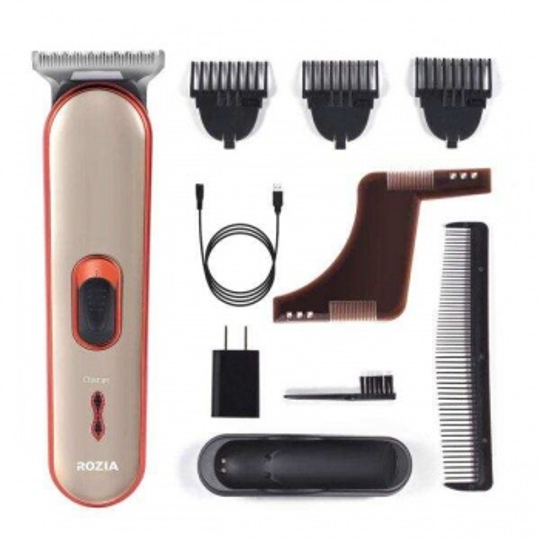 Rozia Trımmer Professional Saç Sakal Kesme  Tıraş Makinesi
