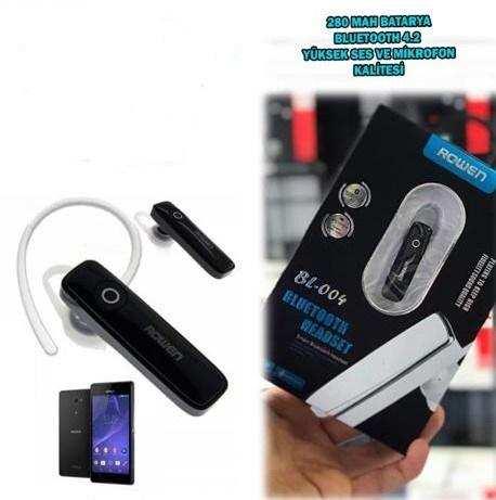 Rowen Bluetooth 4.2  Kulaklık