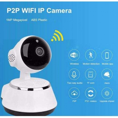 HD 720P Wifi IP Camera