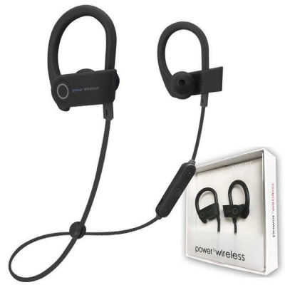 Power 3 Wireless Bluetooth Kablosuz Mikrofon Kulaklık