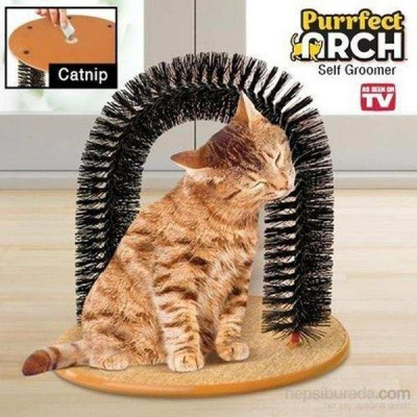 Kedi Masaj Fırçası
