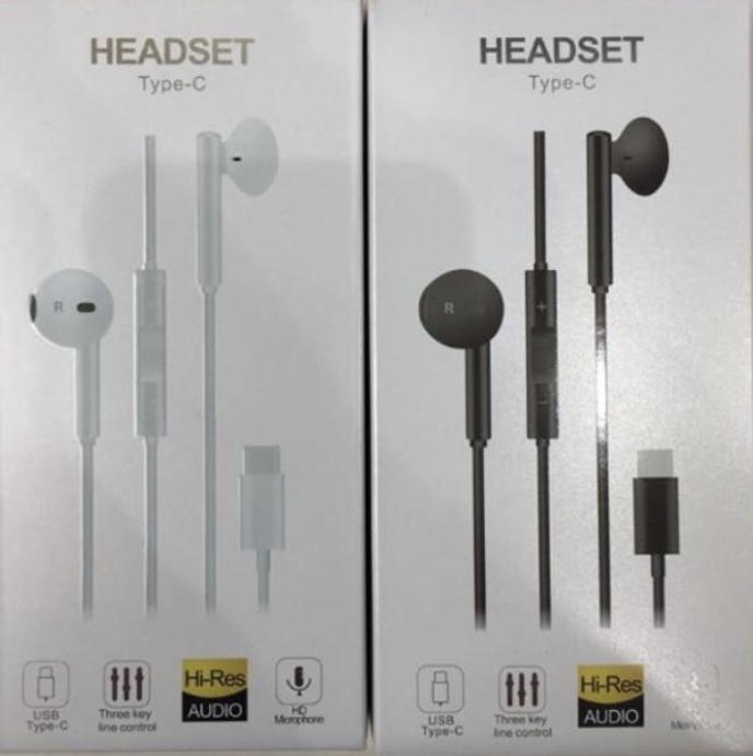 Headset Type-e Kulaklik