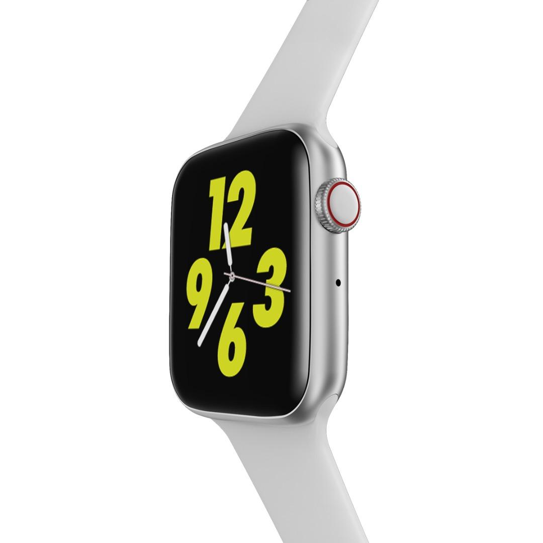 smartwatch W34 Tam kapasİte Beyaz -Siyah Türkçe Menü