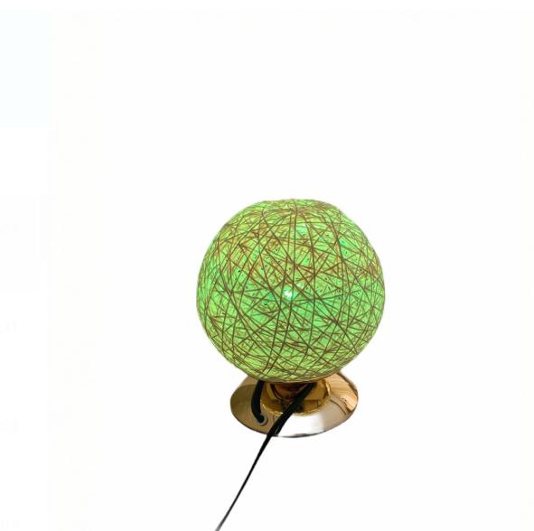 Kumandalı Bluetooth Hoparlörlü Renk Değiştiren Gece Lambası-13 Renk