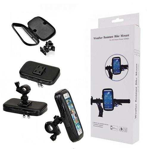 Bisiklet Motosiklet Telefon Tutucu Suya Dayanıklı Dokunmatik XL