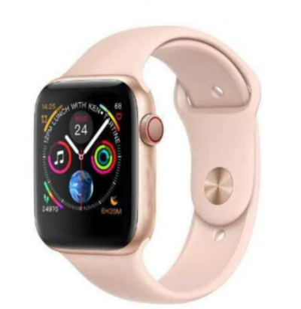 S83 SmartWatch Akıllı Saat-Pembe