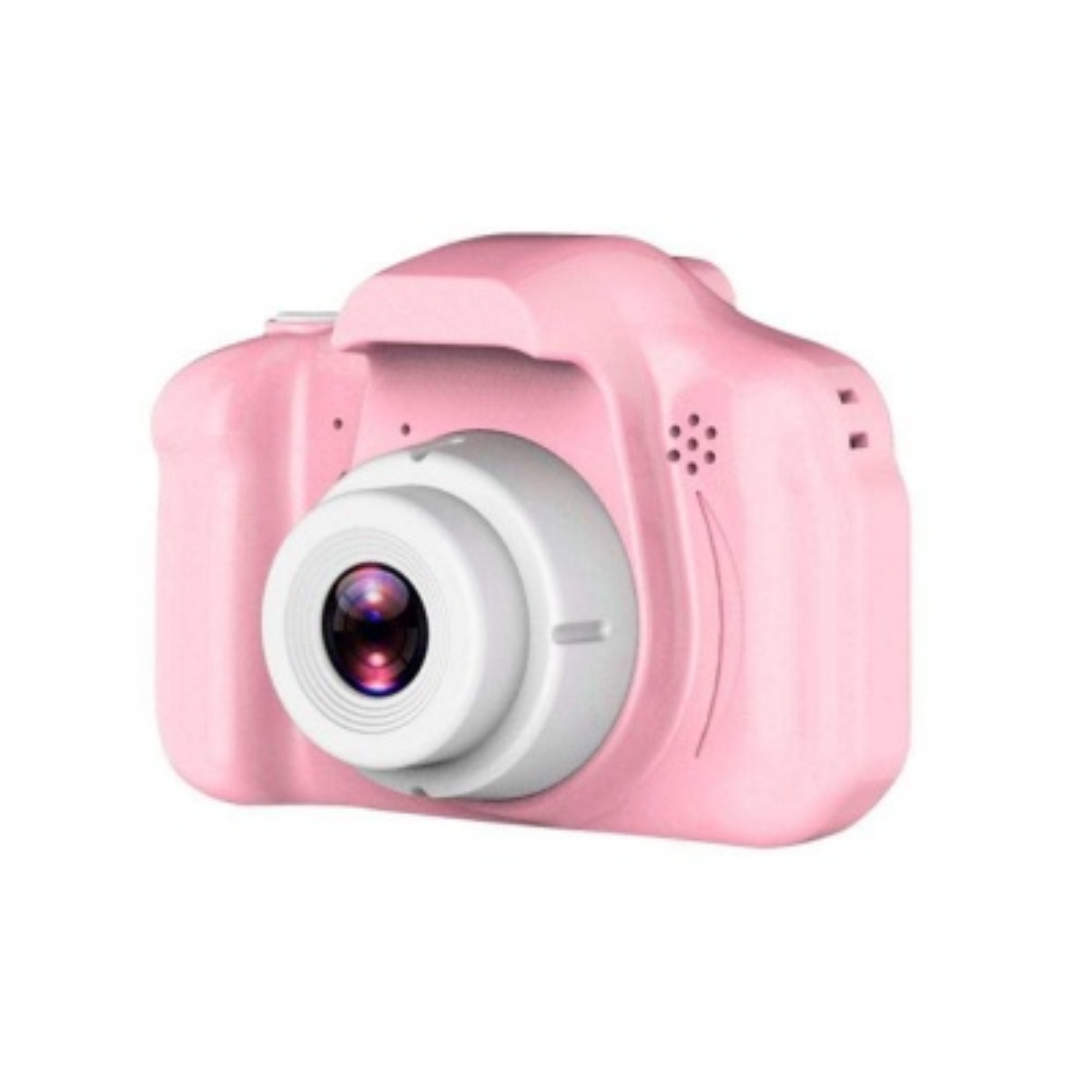 Yeni Sürüm Hd Kamera Çocuklar İçin Dijital Fotoğraf Makinesi Dahili Hafıza -Oyun Özelliği