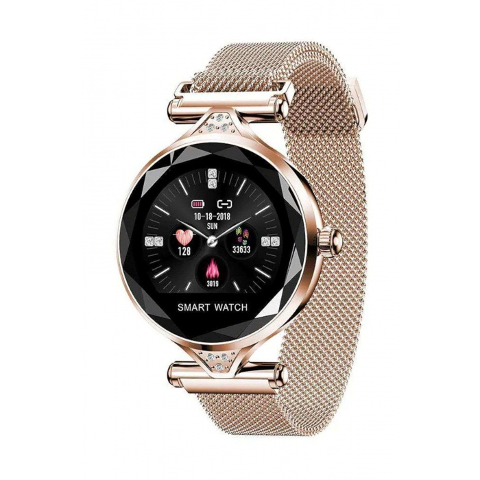 H1 Smart Watch Bayan Akıllı Saat