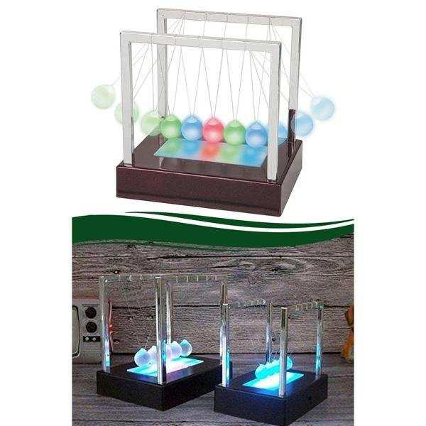 Işıklı Newton Balans Topları