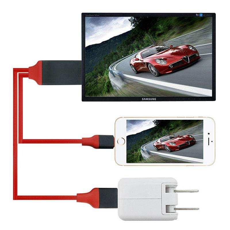 Apple USB To HDMI Plug and Play 2 Metre Kablo