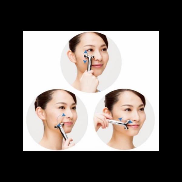 Cilt Yüz Sıkılaştırıcı Yenileyici Yüz Masajı 3D Yüz Masaj Aleti