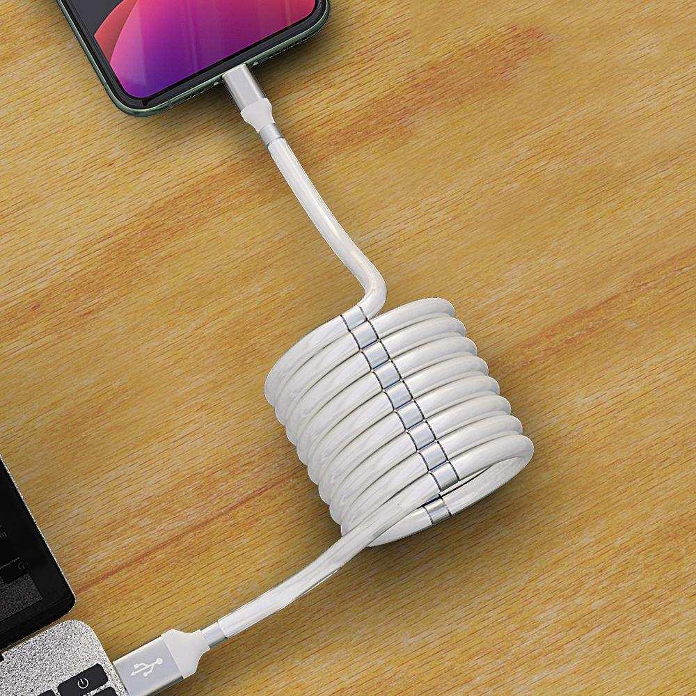 Magnetic Cable Mıknatıslı Şarj Kablosu - İphone