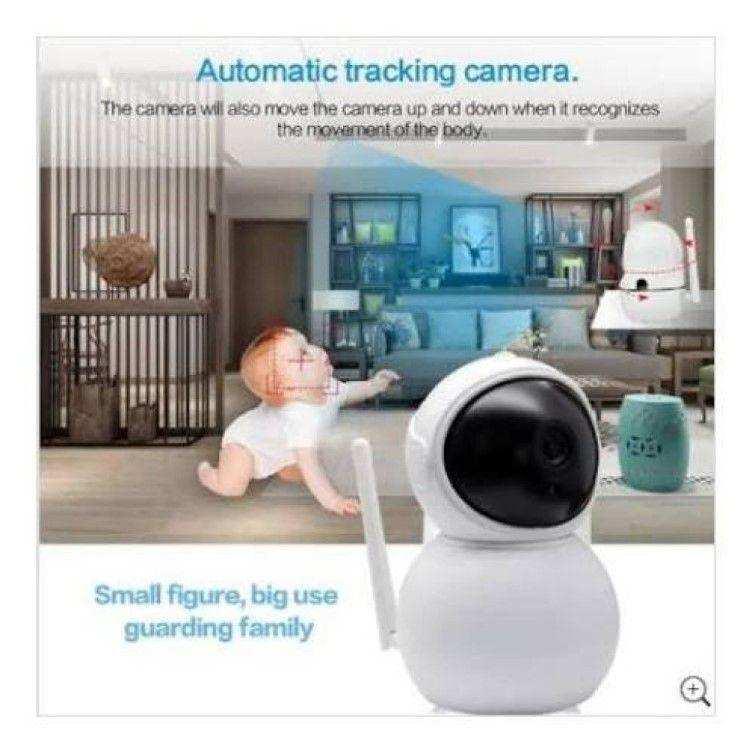 Kingboss IP 27  360° HD Bebek ve Güvenlik Kamerası