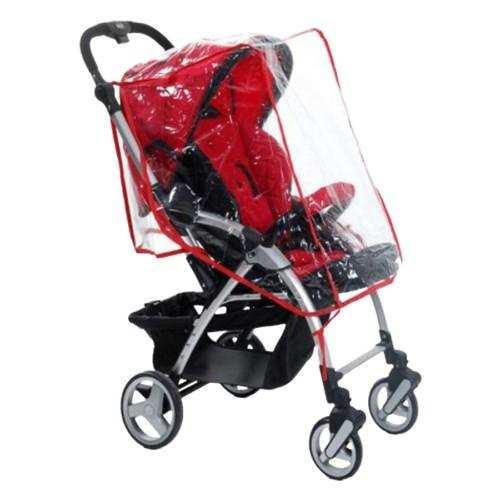 Orli Bebek Arabası Yağmurluğu-Karışık Renk
