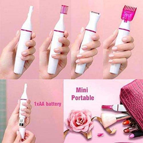 Sweet Sensitive Precision Tüy Alıcı Ve Şekillendirici Epilasyon Aleti