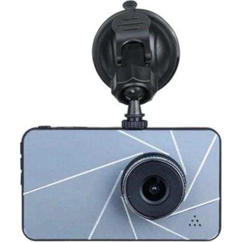 Araç Kamerası Dokunmatik Ekran Kingboss 1080P Full Hd Araç içi Kamera +Arka Kamera