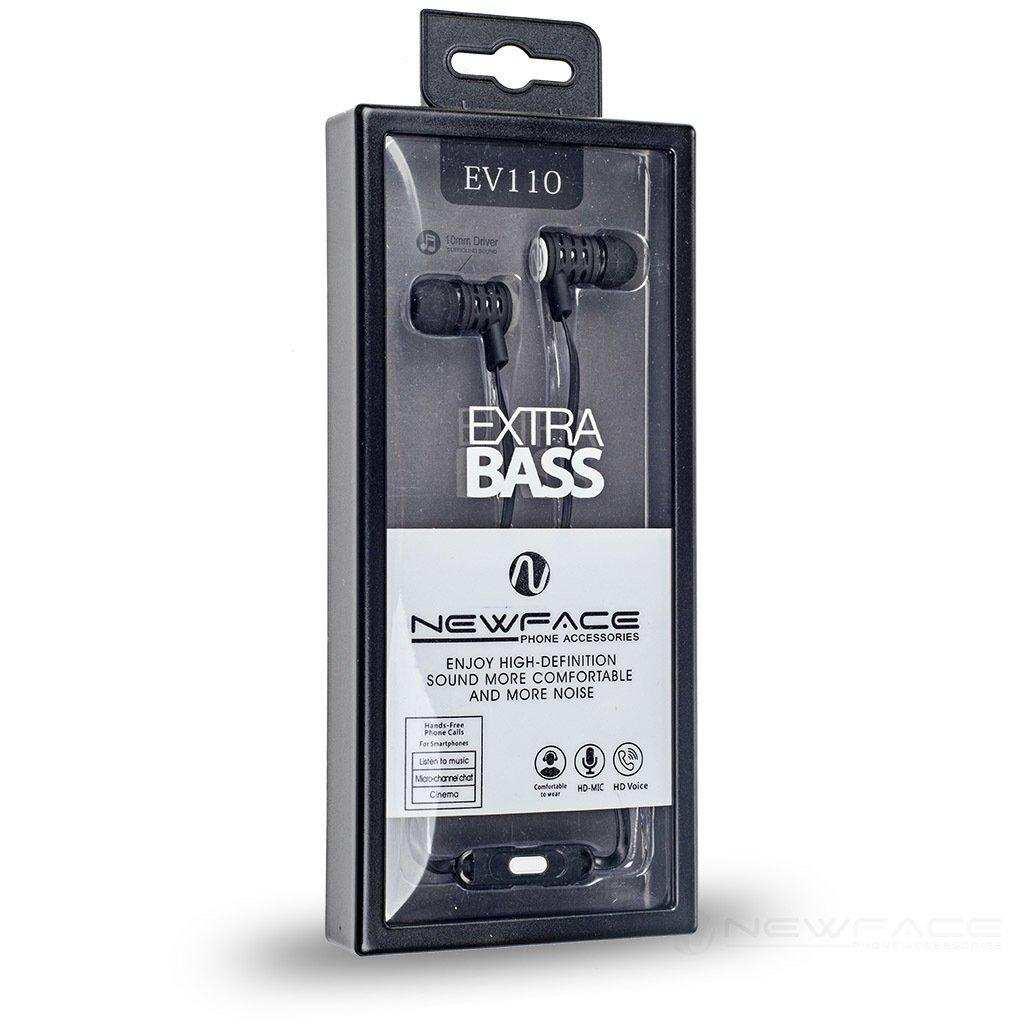 EV-110 Extra Bass Kablolu Stereo Kulaklık